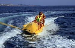 Extreme Water Banana Royalty Free Stock Photography