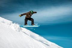 Extreme winter holidays stock photo