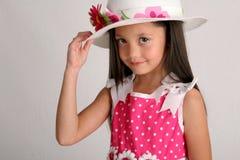 Extremidad de mi sombrero Foto de archivo libre de regalías
