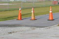 A extremidade da estrada #1 Fotografia de Stock Royalty Free