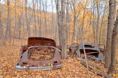 Extremidade da estrada Foto de Stock Royalty Free