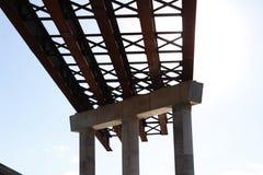 Extremidade da estrada Fotografia de Stock Royalty Free