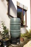Extremidade de água do jardim Fotos de Stock Royalty Free