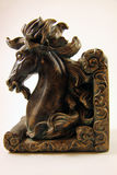 Extremidade de livro da cabeça de cavalo Imagens de Stock Royalty Free
