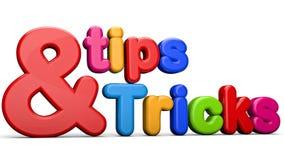 Extremidades y trucos Imagen de archivo libre de regalías
