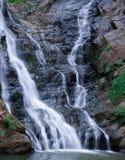 Extremo de la caída del agua imagen de archivo libre de regalías