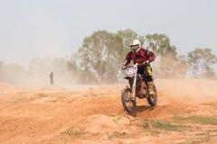 Extremo do motocross imagem de stock royalty free