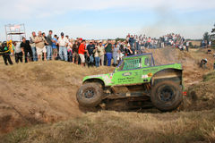 Extremo Regionals de George 4x4 Foto de Stock Royalty Free