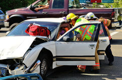 Extrication Royalty Free Stock Image