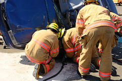 Extrication Royalty Free Stock Photo