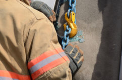 Extrication Royalty Free Stock Images