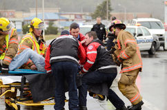 Extrication Royalty Free Stock Photography