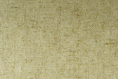 Extrime close up of linen canvas Royalty Free Stock Photos