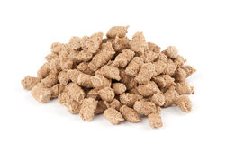 Extruded bran Stock Images