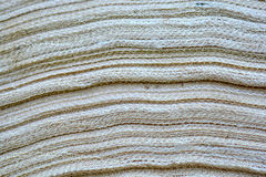Extruded material, close up Stock Images