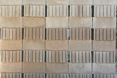Exture sterty betonowi bloki zdjęcie royalty free