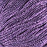 Extured purple wool Stock Image