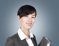 Exuding confidence Stock Images