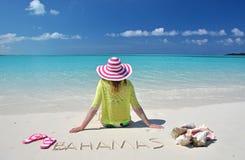 Exuma, de Bahamas Royalty-vrije Stock Foto