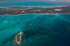 Exuma grand Photographie stock