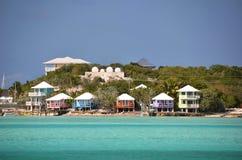 Exumas Bahamas fotografering för bildbyråer