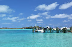 Exumas, Bahamas Royalty Free Stock Photo