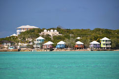Exumas, Bahamas Royalty Free Stock Photography