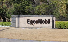 ExxonMobil World Headquarters Royalty Free Stock Image
