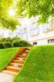 Exzellenz bei der Gartenarbeit Lizenzfreies Stockfoto