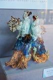 Eyas _ceramiczna rzeźba Zdjęcia Royalty Free