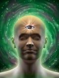 eye в-третьих иллюстрация штока