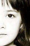 eye ее свет Стоковое фото RF