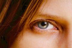 eye открытое Стоковое Фото