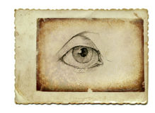 The eye 2 Royalty Free Stock Images