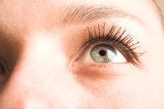 Eye #3 Royalty Free Stock Images
