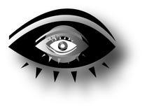 Eye. Special eye Royalty Free Illustration