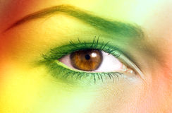 The eye stock photography