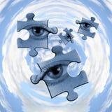 Eye abstract Stock Photography