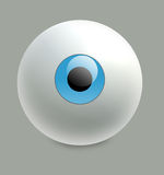 Eye Ball Royalty Free Stock Image