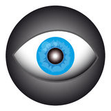 Eye ball Royalty Free Stock Photography