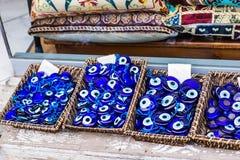 Eye bead Royalty Free Stock Photography