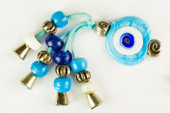 An eye beads Stock Images