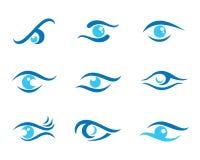 Eye care Logo Template Stock Photography