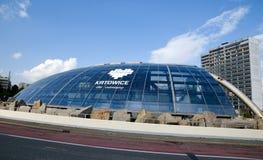 Eye city - The Dome on Roundabout - Katowice Stock Photos