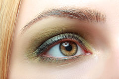 Eye closup Stock Photo