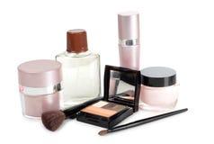 Eye cosmetics Stock Photography