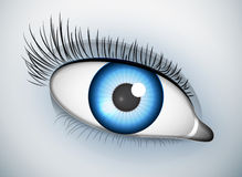 Eye design Stock Image