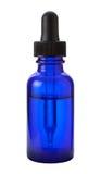 Eye Dropper Bottle Isolated On White Royalty Free Stock Image