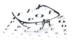 Eye Exam Royalty Free Stock Images