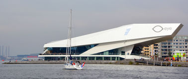 EYE Film Institute Netherlands Stock Images